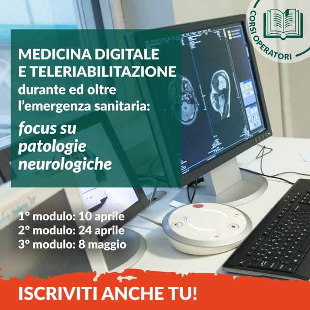 Medicina digitale teleriabilitazione