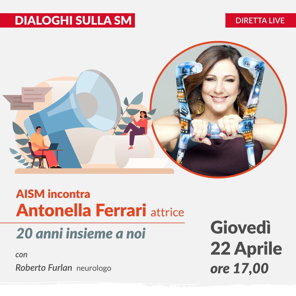 Dialoghi sulla SM Antonella Ferrari