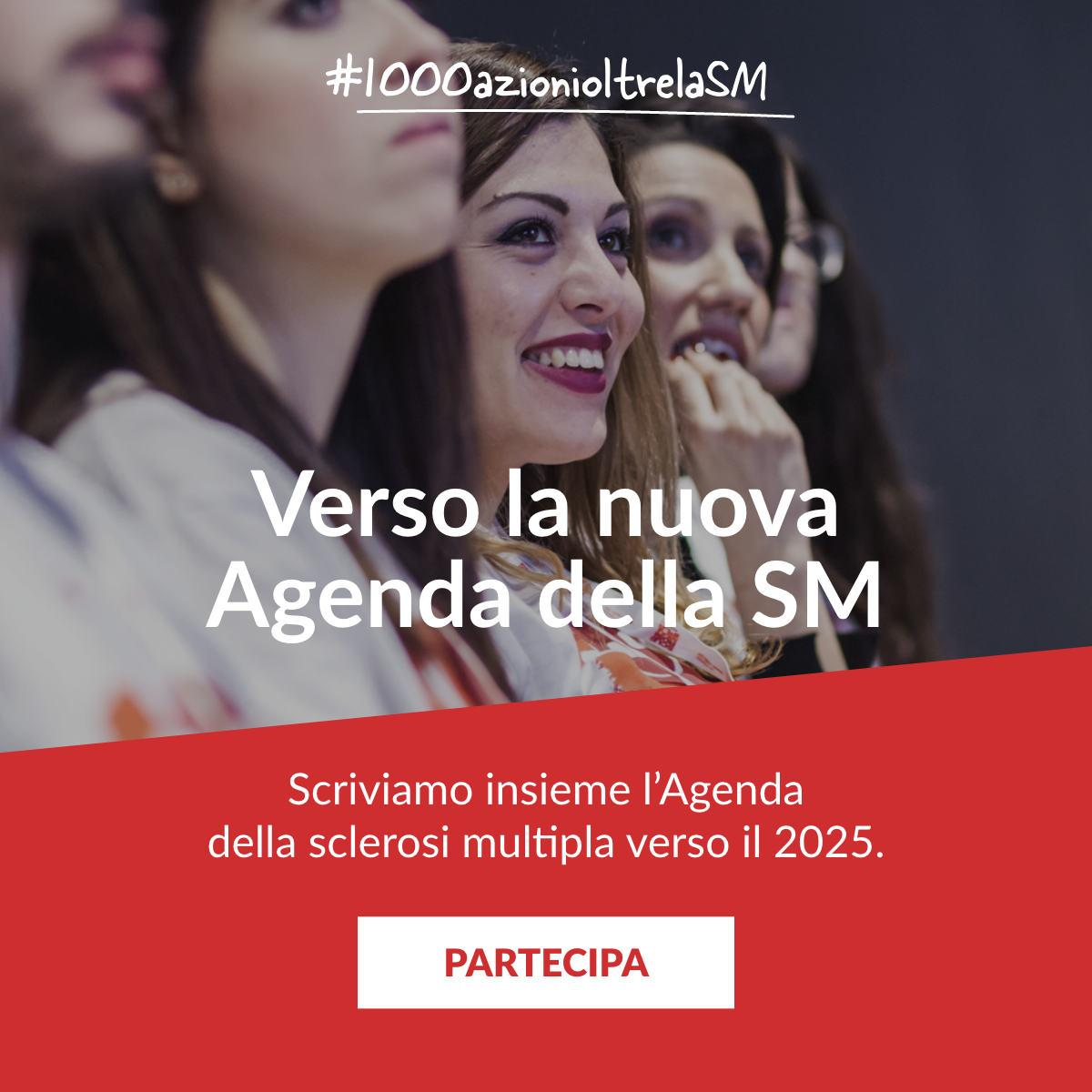 Agenda della SM 2025