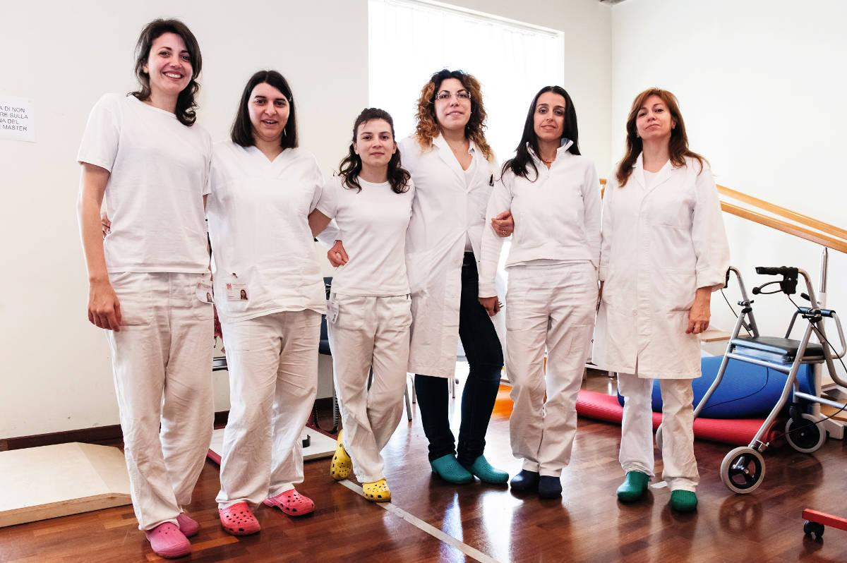 Sclerosi multipla équipe