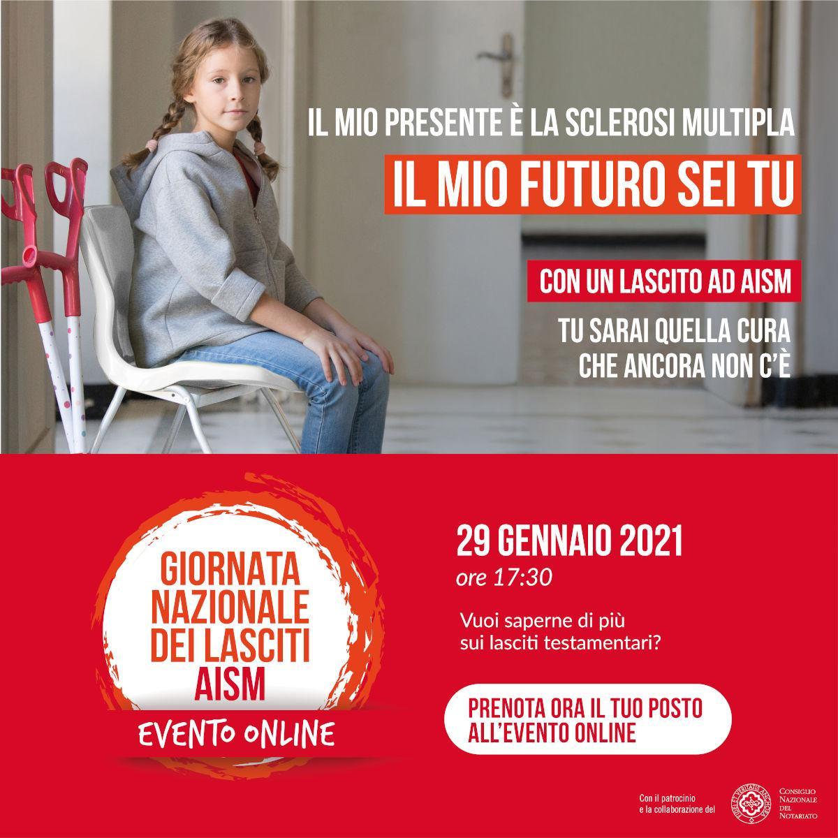 Giornata Lasciti AISM 2020
