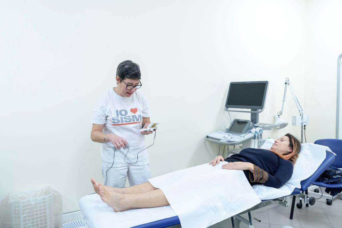 SISM infermiera sclerosi multipla